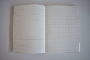 One Example of a Weekly Layout