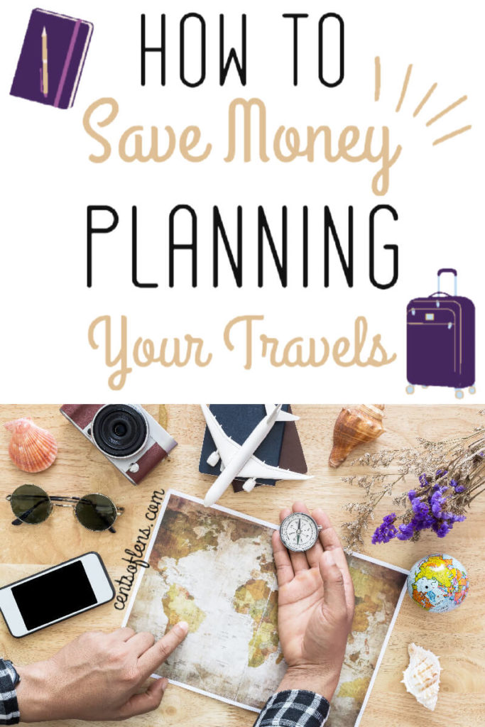 save money planning travels