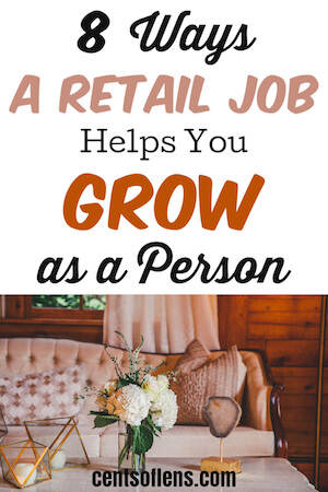8 Ways a Retail Job Helps You Grow as a Person