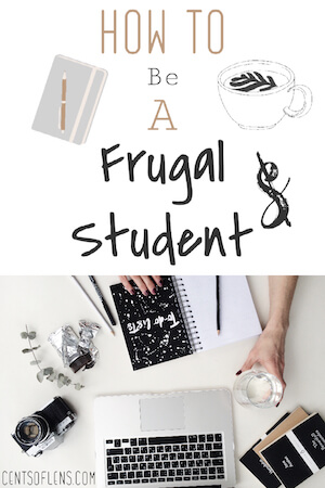 How to Be a Frugal Student