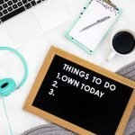 work with procrastination and own today