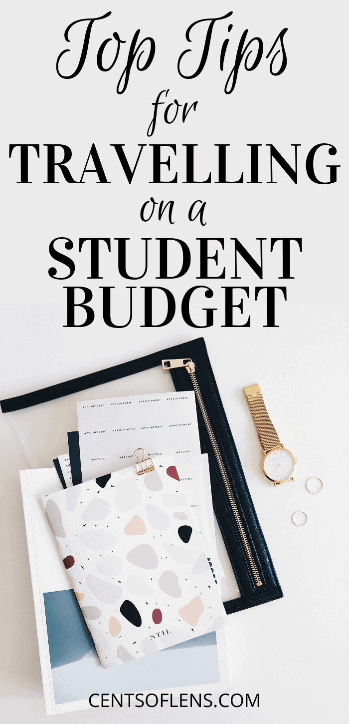 Top Tips for Travelling on a Student Budget